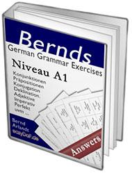 German Grammar Worksheets