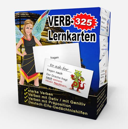 Deutsch lernen mit Mnemotechniken - schwierige Verben