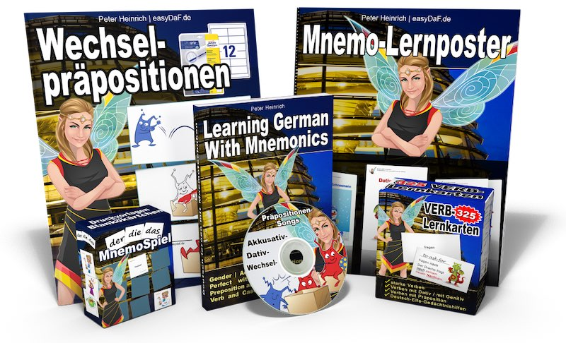 Showing all products within the basic Deutsch-Elfe®package for German as a foreign language